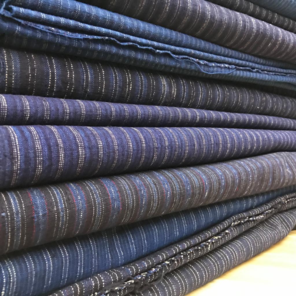 Vải thô thích hợp cho mùa hè nóng nực