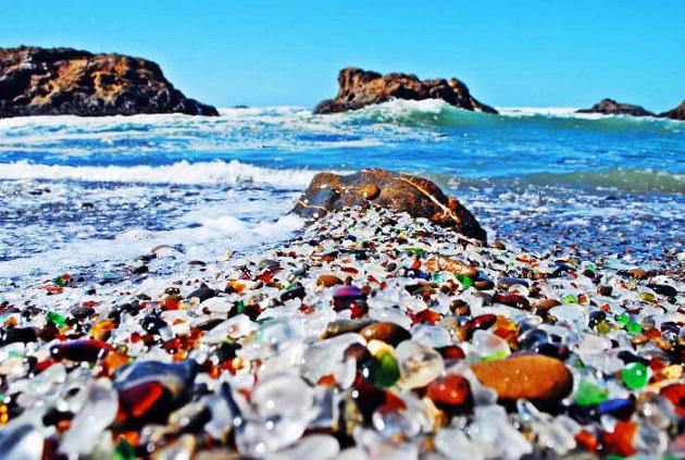 Bãi biển tại California