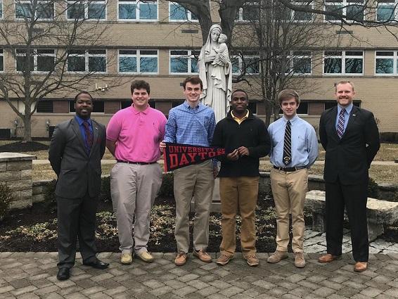 Những sinh viên của đại học Dayton