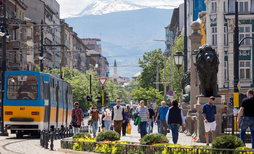 Những năm gần đây,số người định cư Bulgariacó xu hướng tăng dần.