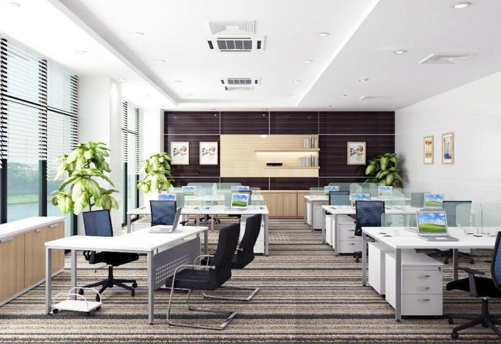 Không gian làm việc văn phòng chia sẻ