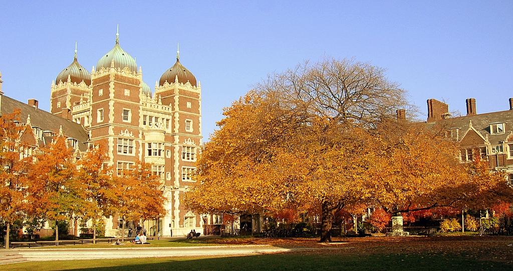 Khuông viên  Đại học Pennsylvania