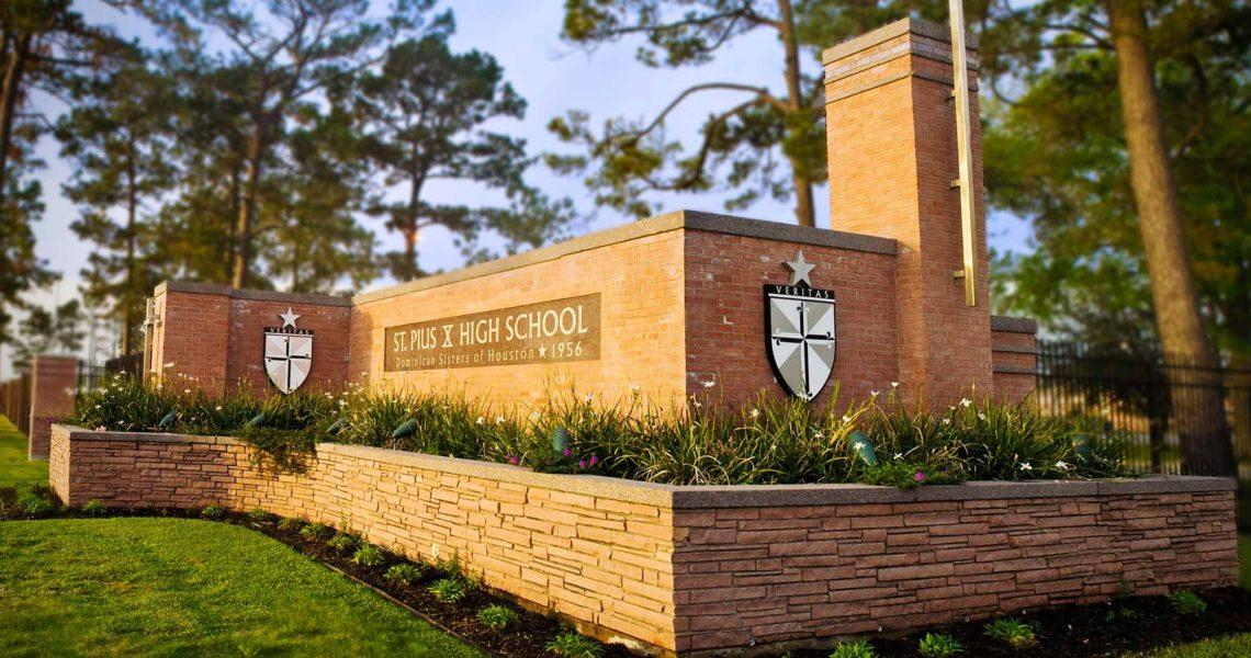 Amerigo Houston – St. Pius X High School
