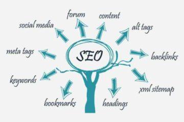 SEO website và điều hướng