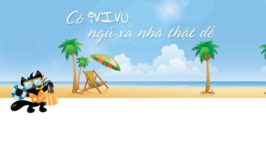 Du lịch cùng IVIVU - cho trải nghiệm du lịch của bạn trọn vẹn nhất