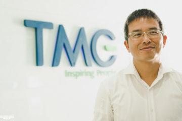 Ông Trần Trọng Kiên - chủ tịch HĐQT Tập đoàn Thiên Minh