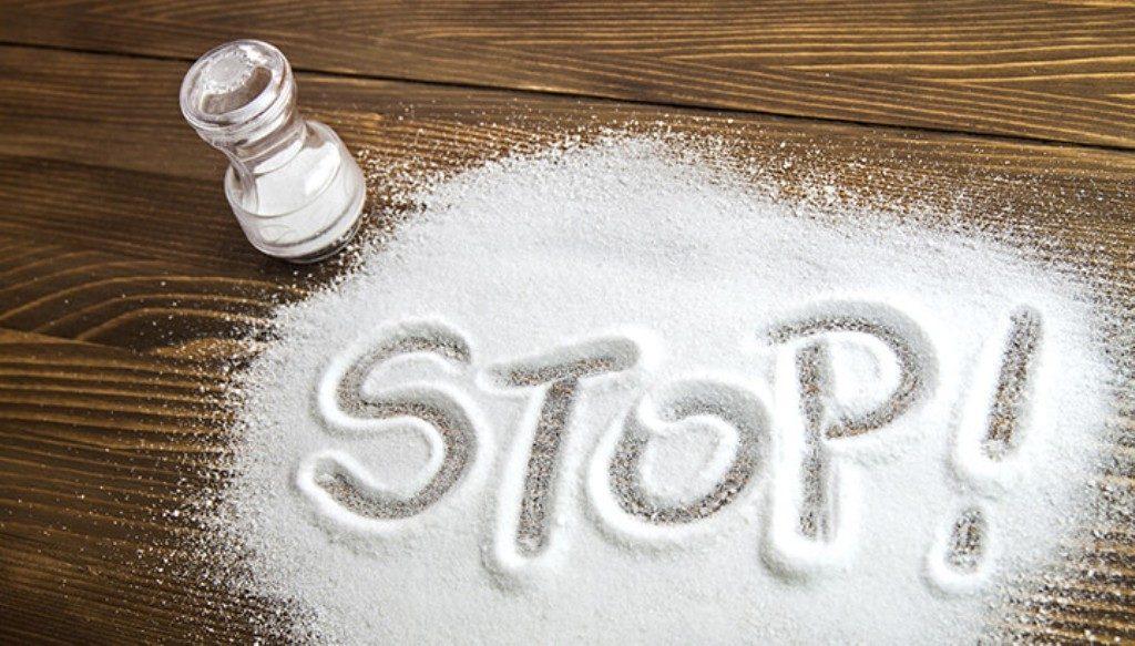 Dừng ăn muối