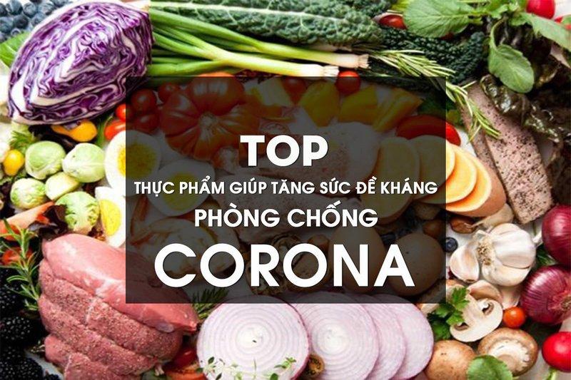 Danh sách thực phẩm tốt cho sức khỏe