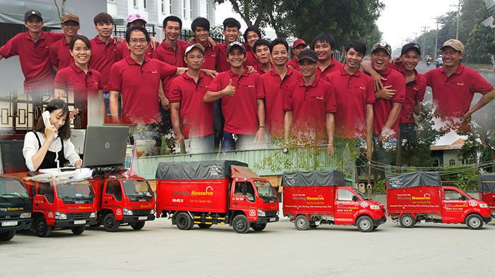 Công ty vận chuyển Logistic