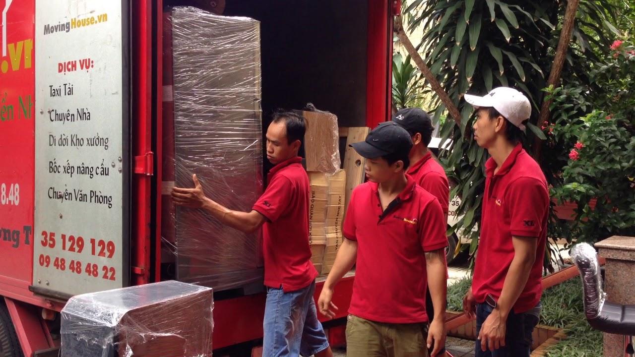 Công ty chuyển nhà trọn gói Lotus Moving