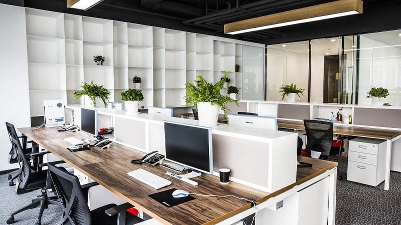 yếu tố chọn không gian làm việc