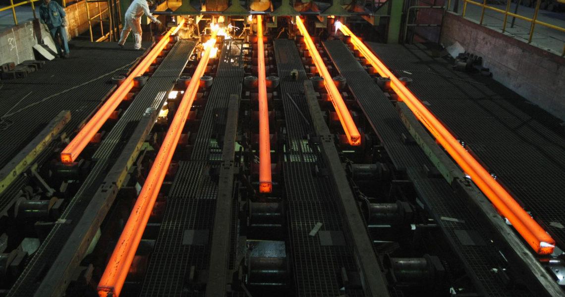 Xuất khẩu thép tại một số nước lớn