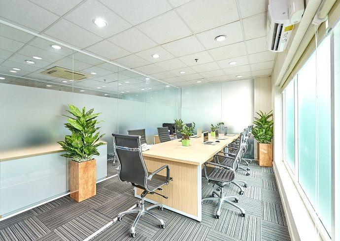 Không gian văn phòng dành cho doanh nghiệp SME