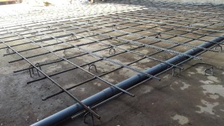 Trong kết cấu bê tông cốt thép thì gối kê thép chính là thành phần thiết yếu
