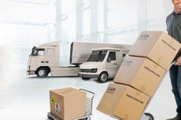 chuyển đồ bằng xe tải