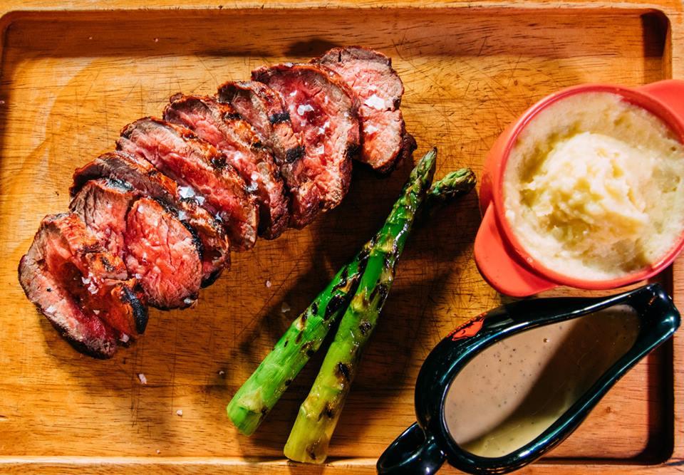 Beefsteak của nhà hàng El Gauchoa