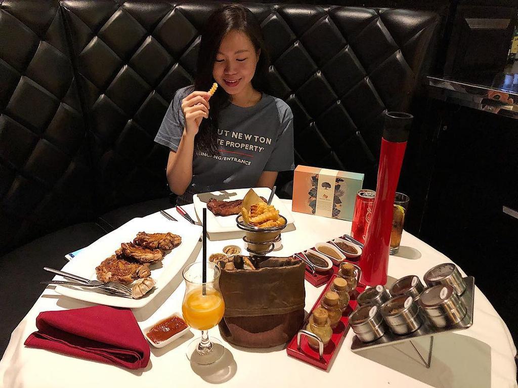 New York Steakhouse Saigon mang đến thực khách phong cách ẩm thực New York của nước Mỹ ngay giữa lòng TP.HCM.