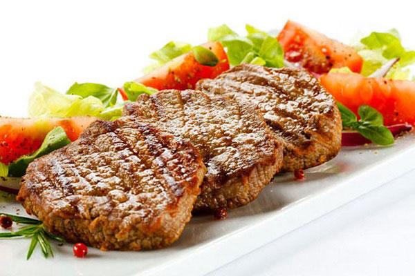 Các món steak kết hợp rau củ tại Search Results Web results  Nossa Steakhouse - Phạm Hồng Thái ở Quận 1, TP. HCM
