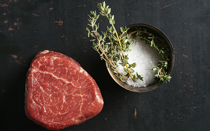 Gia vị sẽ thổi hồn cho món steak của bạn
