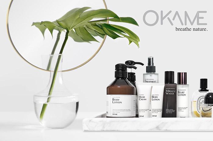 OKAME là một hãng mỹ phẩm Hoa Kỳ được phân phối độc quyền thông qua kênh mua sắm thương mại điện tử Lixibox