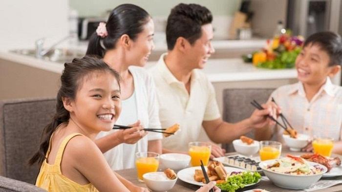 Bữa cơm gia đình