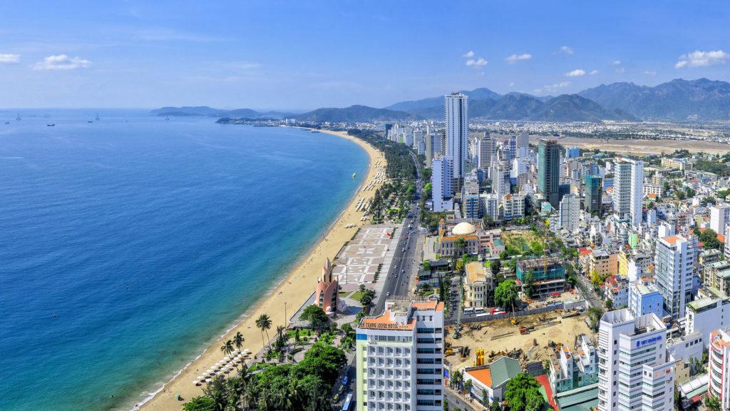Hàng loạt dự án khách sạn Nha Trang 'bất động' chờ quy hoạch mới.