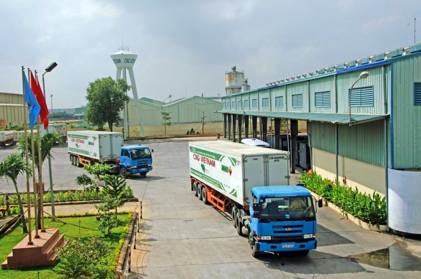 CNG Việt Nam lập danh bạ thế giới là nơi bắt đầu cắm trại trong lĩnh vực khí nén thiên nhiên (CNG)
