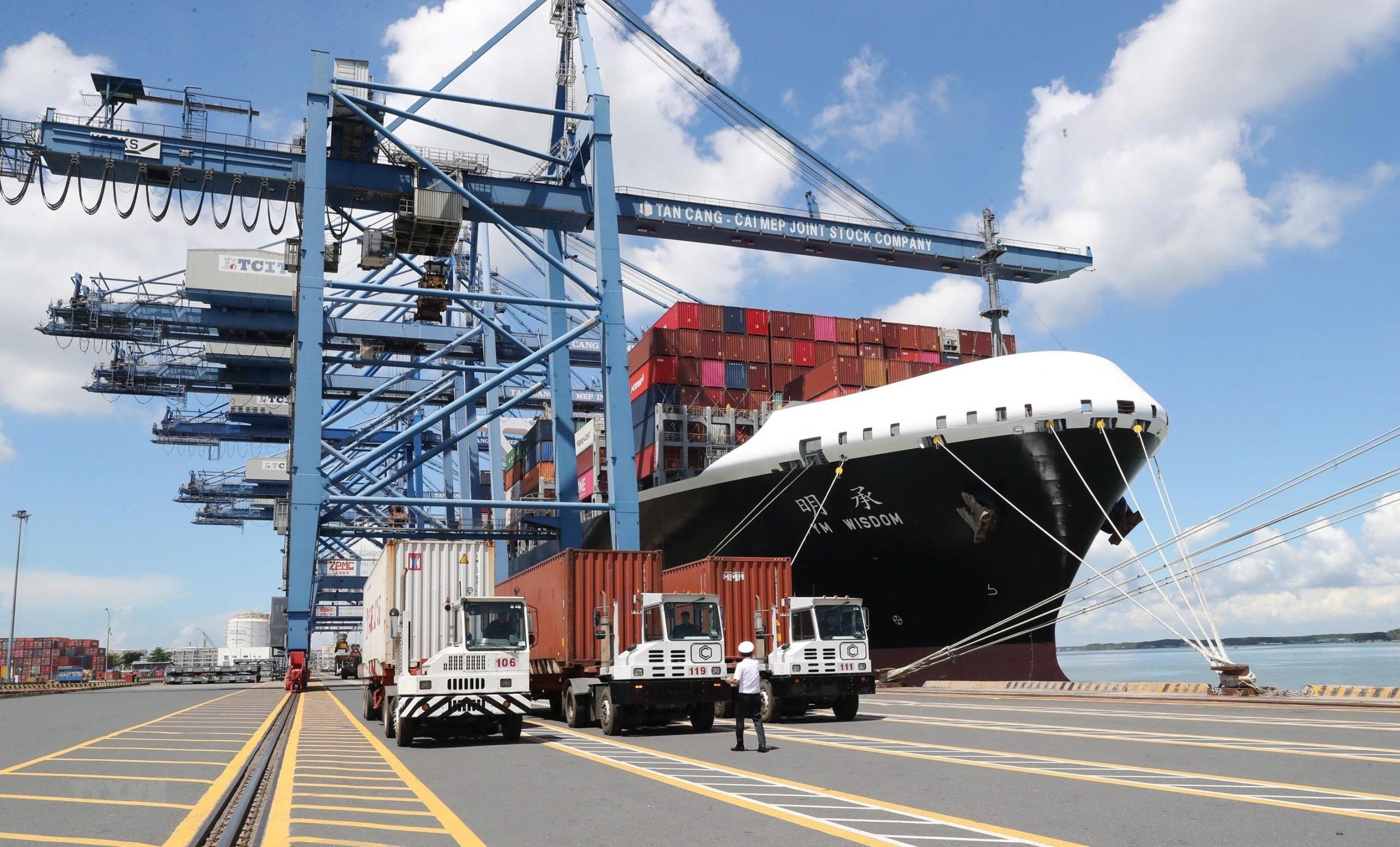 Hàng hóa xuất khẩu